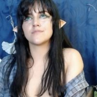 Floral And Elvish Excellence, It's Cristinablue!