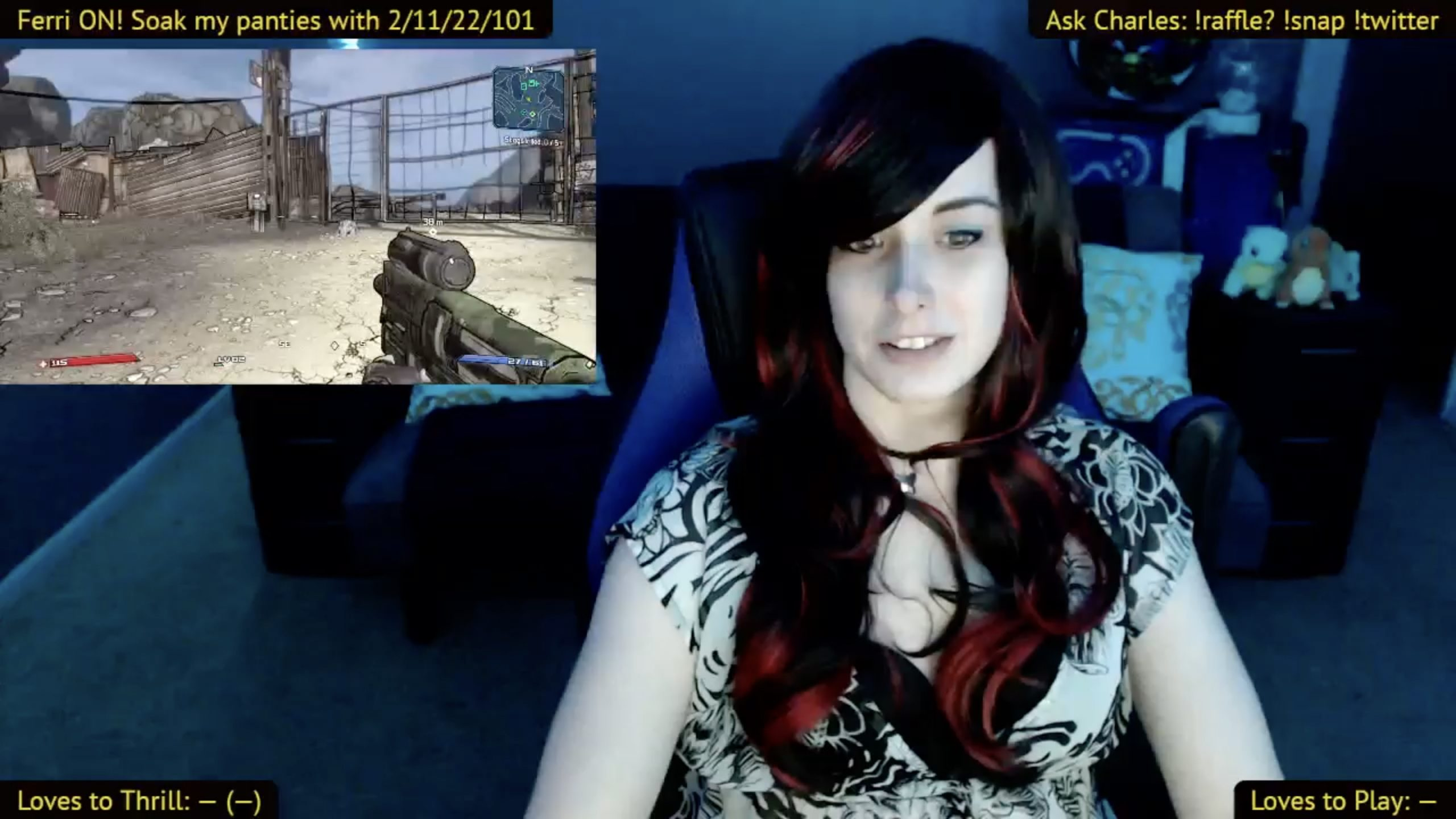 EmmaBcummin Goes To See The Doctor In Borderlands