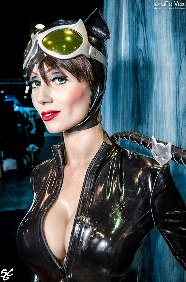 Classic Catwoman by adami-langley