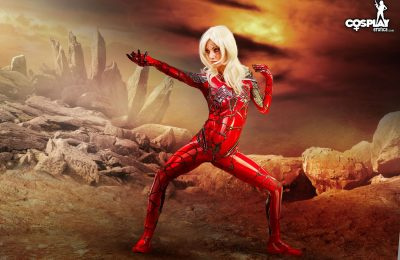 Prepare For Carnage By Cosplay Erotica's Zorah
