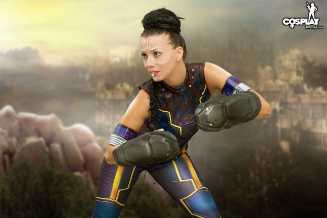 Cosplay Erotica's Vickie Brown Makes For A Pretty Great Shuri