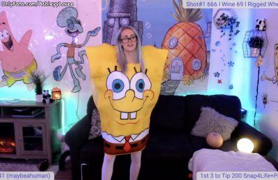 SpongeGirl6 Is SpongeBob SquarePants!