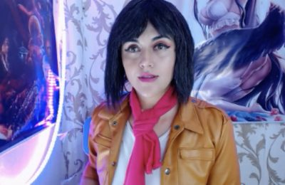 Meet Mikasa Ackerman AKA Cristinablue