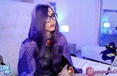 Meet Human-Demon Hybrid Anaperla AKA Raven