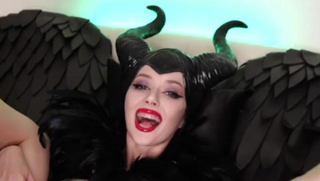 EvilAngel: Falling Under Maleficent's Sexy Spell