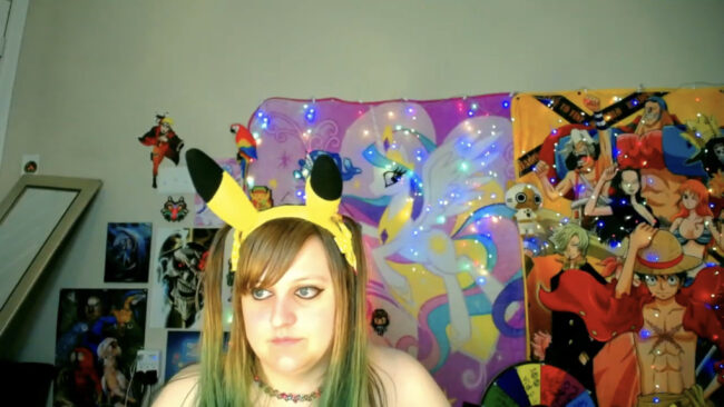A Wild BabyZelda Appears As Pikachu