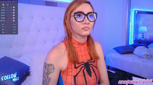 Anaperla Joins The Spider-Verse